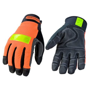 Safety Orange Waterproof Winter