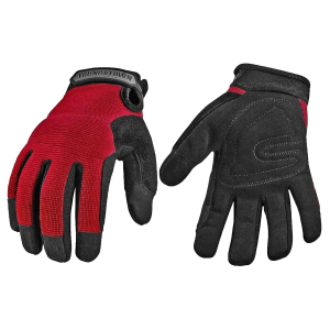 Women's Garden Glove - Burgundy