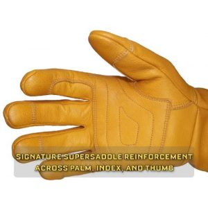 FR Leather Utility Kevlar Flame Resistant
