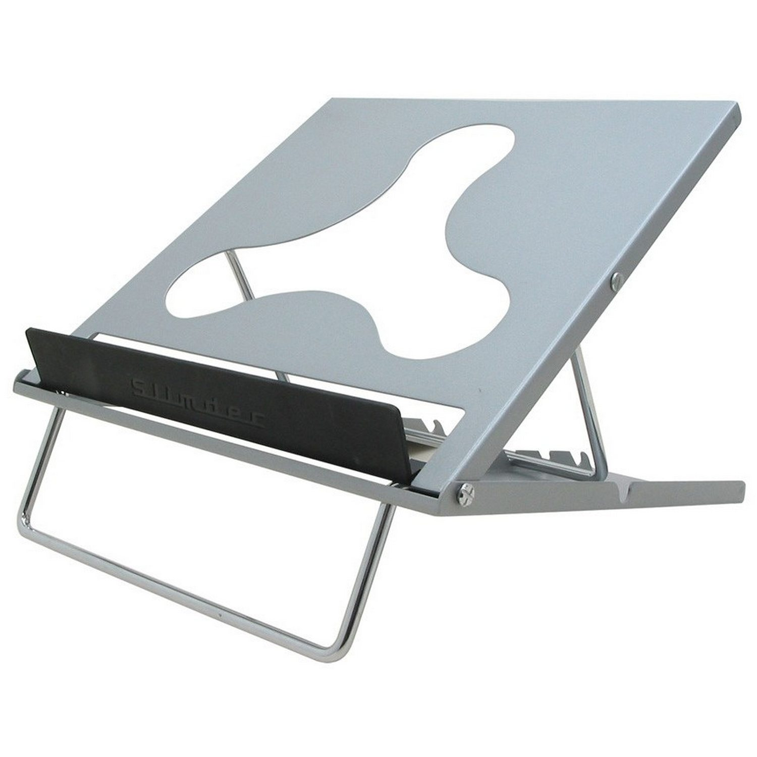 Portable notebook stand
