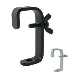 Hook Clamp - Black